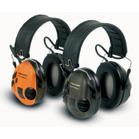 Auriculares SportTac Caza