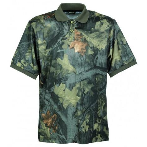 Camiseta Polo Camo
