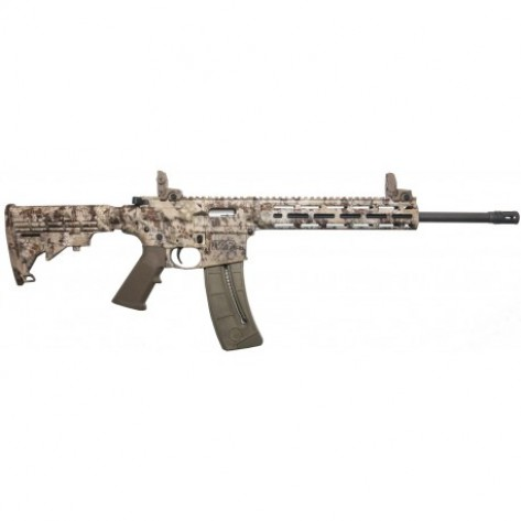Carabina semiautomática Smith & Wesson M&P15-22 Sport KRYPTEK