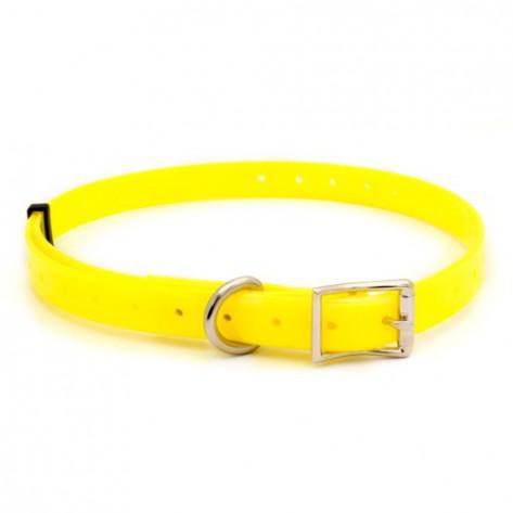 Collar para perros de poliuretano 1,6 cm