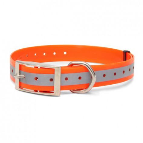 Collar para perros reflectante de poliuretano