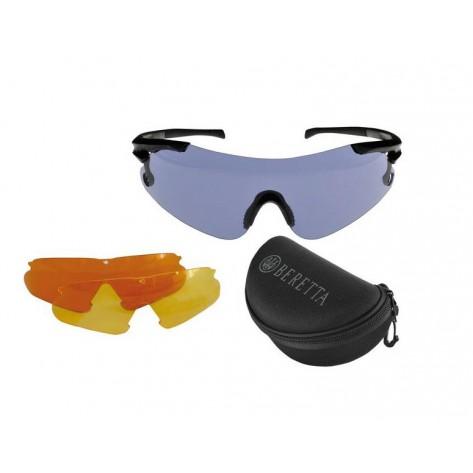 Gafas Beretta Set de 3 lentes