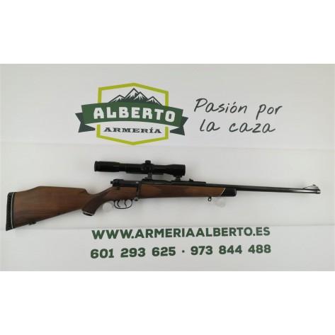 Rifle Mauser M66 con Viso