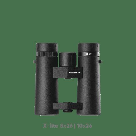 Prismático MINOX X-LITE X26