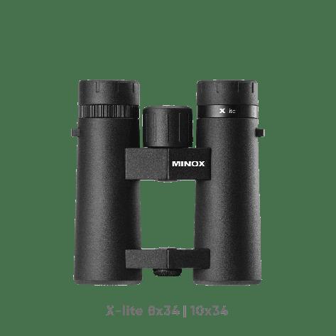 Prismático MINOX X-LITE X34