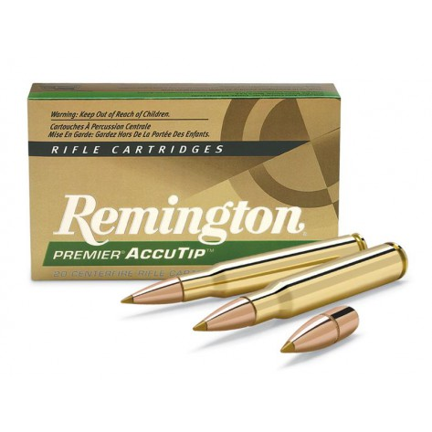 Munición REMINGTON ACCUTIP