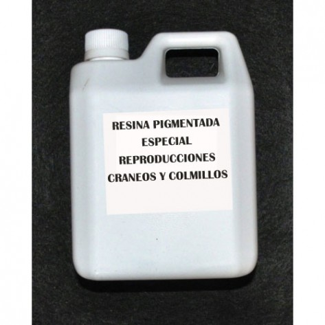 Resina para reproducción
