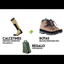 Pack Botas BESTARD  BREITHORN PRO + CALCETINES NEOPRENO - REGALO PORTABOTAS