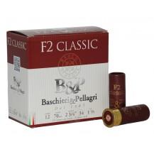 Cartucho B&P Caza F2 Classic 34 gr.