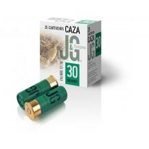 Cartucho J&G Caza 30 gr.