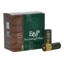 Cartucho B&P Caza MB Long Range 36 gr.