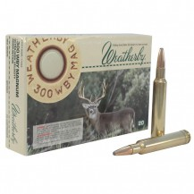 Munición Weatherby SPITZER - 300 WBY