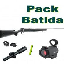 PACK BATIDA MAUSER M18 CON VISOR 1-6X24 RI O AIMPOINT