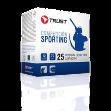 Cartucho Trust Competición Sporting 28 gr.