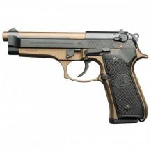 Pistola Beretta 92FS Bronze