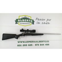 Rifle Browning X-Bolt Stainless con Visor