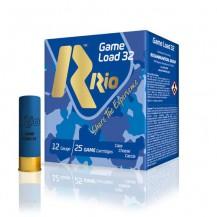 Cartucho Rio Game Load 32 cal. 12 - 32gr