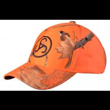 Gorra deportiva orange camo  Sauer
