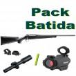 PACK BATIDA SAUER 100 CLASSIC XT CON VISOR 1-6x24 RI o AIMPOINT
