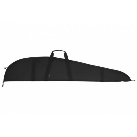 Funda para carabina con visor negra