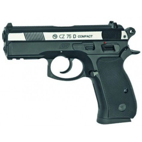 Pistola CZ 75C Compact Dual Tone
