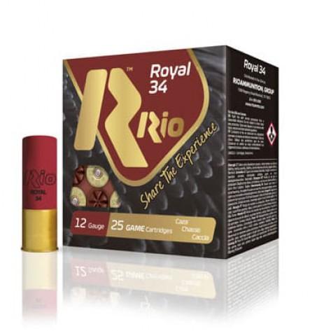 Cartucho Rio Royal 34 cal. 12 - 34gr