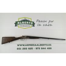 Escopeta Paralela Union Armera (Grulla) 217 con dos cañones