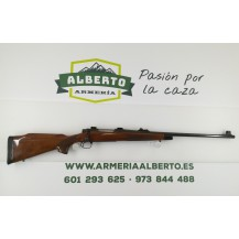Rifle Remington 700 con monturas Apel