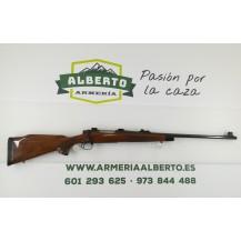 Rifle Remington 700 con monturas Apel