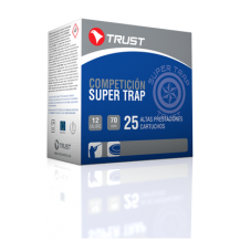 Cartucho Trust Super Trap 28 gr.