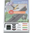 Blister Punto de mira SLUG BSS Fibra Optica para escopeta