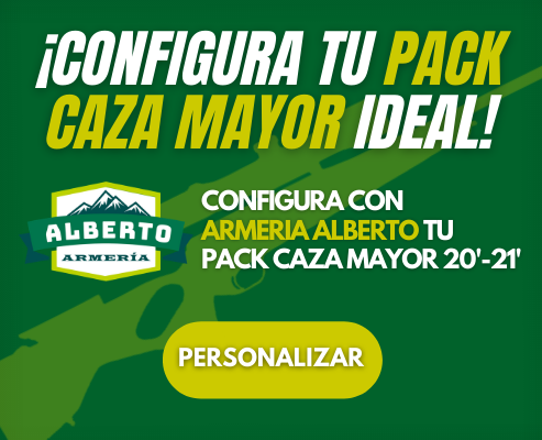 Pack Caza Mayor 20'-21'