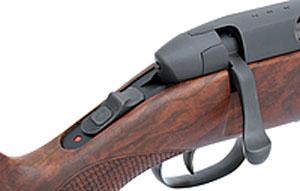 Sistema seguridad rifle Mannlincher
